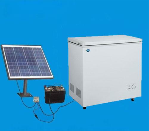 Tủ đông năng lượng mặt trời