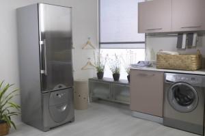 Tủ lạnh máy giặt Fagor
