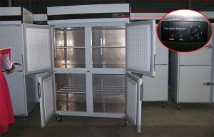 Bên trong tủ đông inox D1.0L4