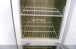 Giá để trong tủ đông inox D1.0L4