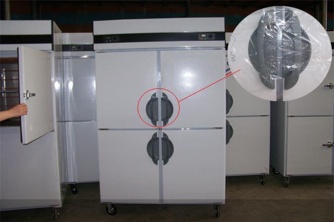 Tủ đông inox D1.0L4