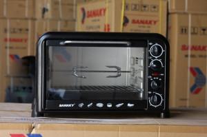 Sanaky VH-368S 36 lít màu đen