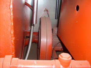 Cấu tạo bên trong tủ hấp hải sản 3 tầng
