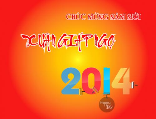 ANYBUY.vn thông báo lịch nghỉ tết Nguyên Đán 2014