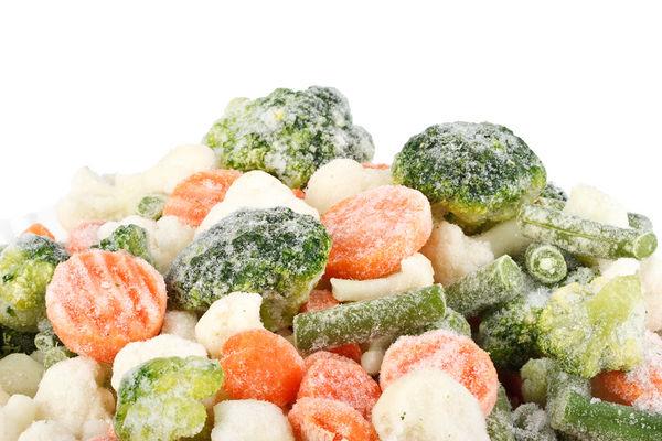 Thực phẩm đông lạnh ngày càng phổ biến