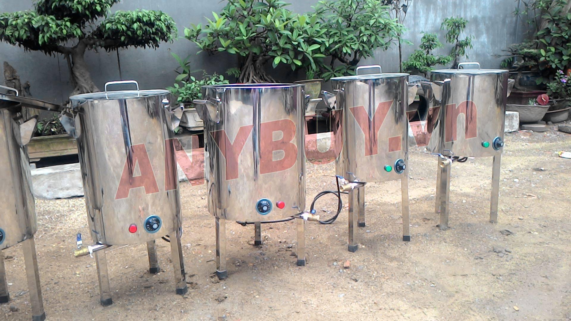 Giới thiệu nồi nấu nước phở bằng điện