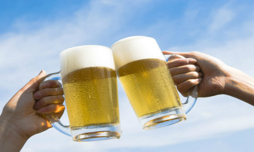 Mở đại lý bia