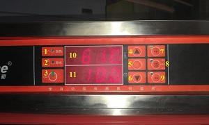 Bảng điều khiển tủ cơm