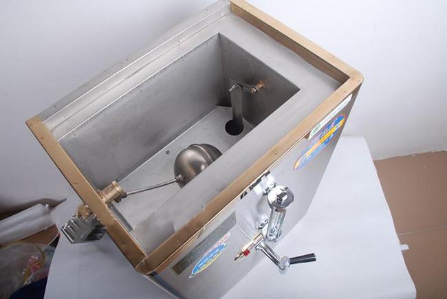 Cấu tạo bên trong máy đun nước