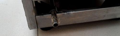 Đầu ống dẫn gas