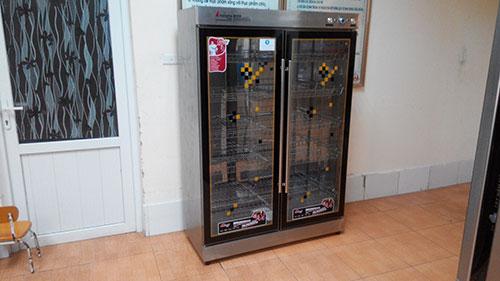 Tủ sấy bát anybuy CH-YTD-680B