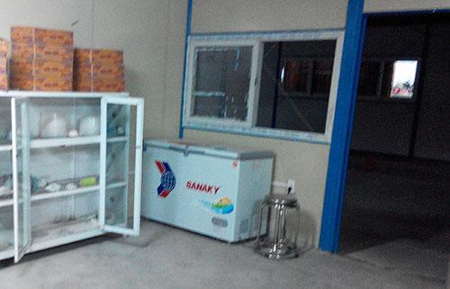 Tủ đông Sanaky