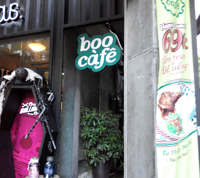BooCafe