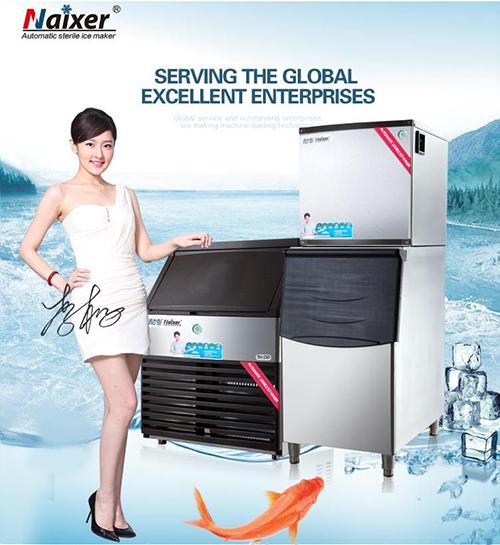 Naixer là thương hiệu máy làm đá xuất khẩu toàn cầu