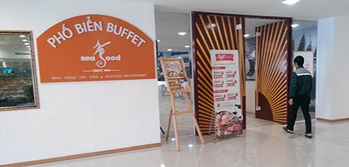 Phố Biển Buffet