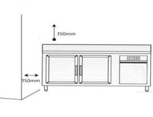 Hướng dẫn sử dụng bàn mát inox