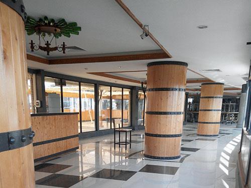 Không gian quán bar