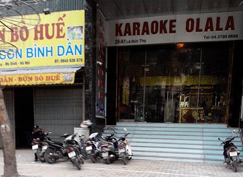 Karaoke Olala Club Mỹ Đình