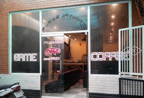 Không gian Coffee & Game