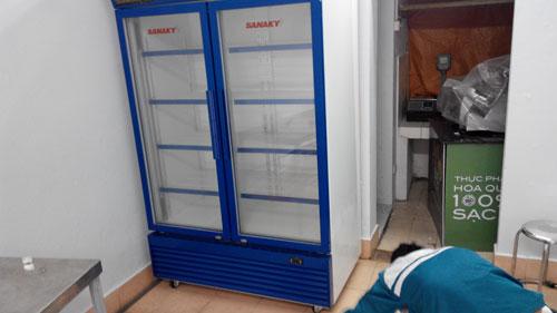 Tủ mát Sanaky VH-1200HPV