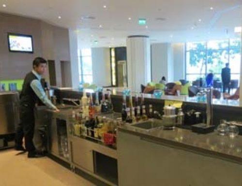 Tham quan công trình bếp khách sạn Novotel Han River