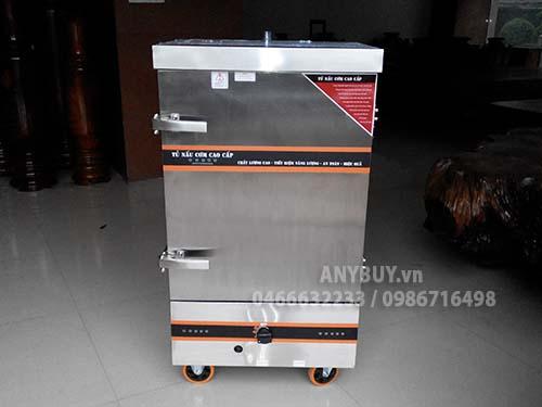 Tủ nấu cơm 8 khay gas sản xuất tại Việt Nam