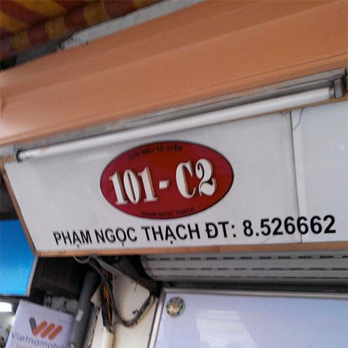 Cơm niêu Tố Uyên 101-C2 Phạm Ngọc Thạch
