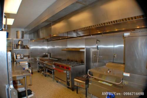 Thiết kế bếp nhà hàng ấn tượng 2015