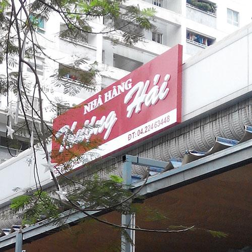 Nhà hàng Thượng Hải 103 Láng Hạ