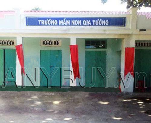 Trường mầm non Gia Tường Ninh Bình