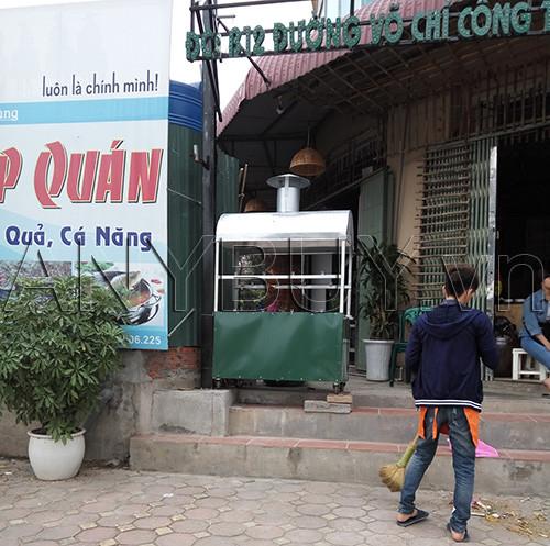 Nhân viên tại Tửu Quán