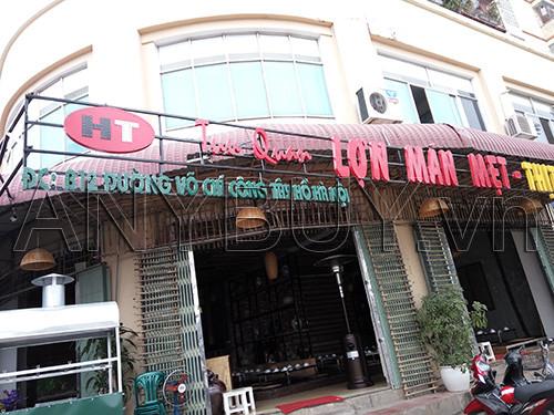 Tửu quán B12 Nguyễn Chí Công