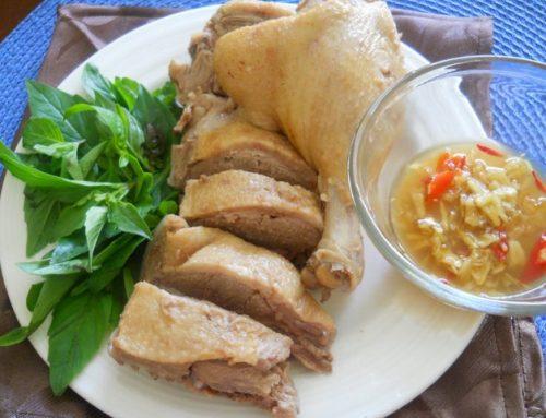 Cách pha nước chấm gà, vịt, ngan chuẩn vị