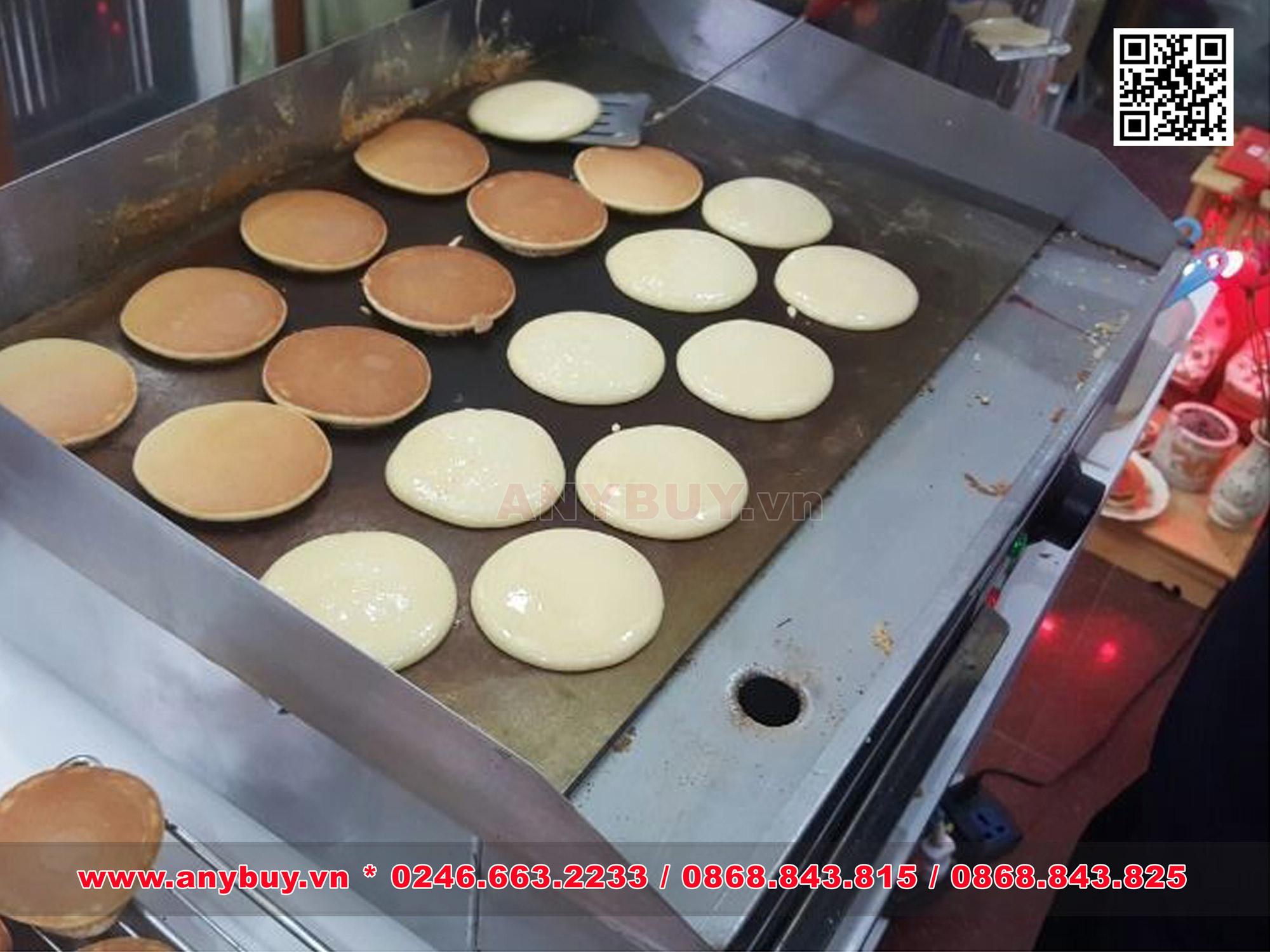 Máy làm bánh Dorayaki