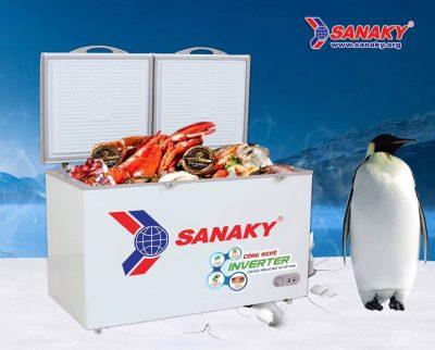 Tủ đông Sanaky Inverter