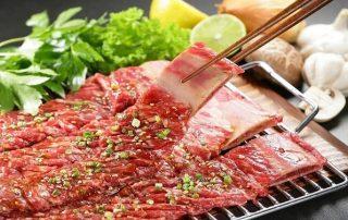 Cách ướp thịt bò nướng sa tế ngon ngất ngây