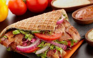 Bánh doner kebab
