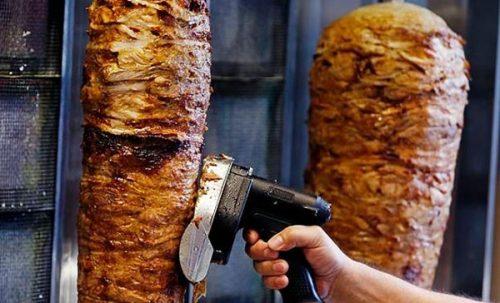 Cách nướng thịt doner kebab