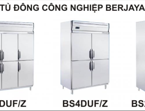 Tìm hiểu tủ đông công nghiệp BERJAYA dùng cho nhà hàng, siêu thị
