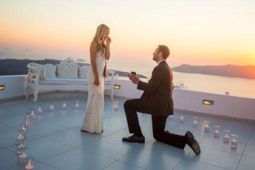 ngày cầu hôn đáng nhớ