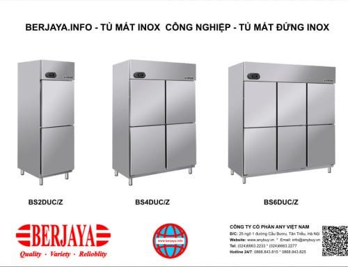 Tủ cấp đông là gì? Cấu tạo và nguyên lý hoạt động của tủ cấp đông lạnh inox công nghiệp.