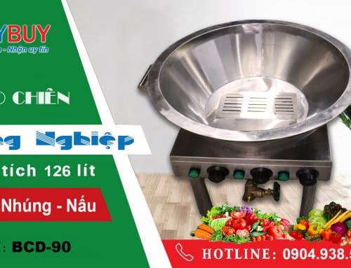 Tìm hiểu bếp chảo chiên nhúng điện BCD-90